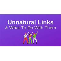 Unnatural links: the complete guide to recovery scam