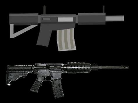 Unturned Assault Rifle