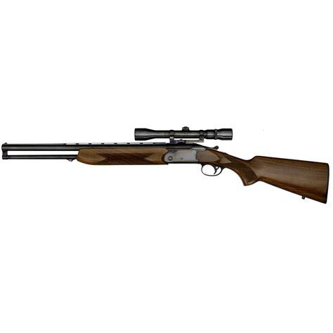 Uover Under Rifle Shotgun