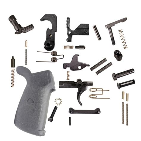 Upgraded Ar 15 Lower Parts Kit