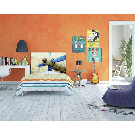 Upholstered panel headboard by noyo home Image