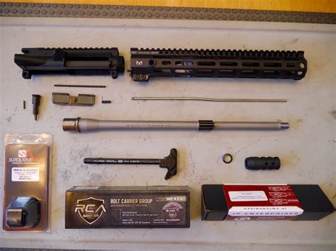 Upper Receiver Parts For Ar 15