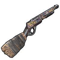 Urban Afterburn Pump Shotgun