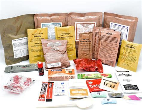 Us 24 Hour Ration