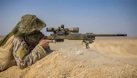 Us Marine Corps Sniper Rifle