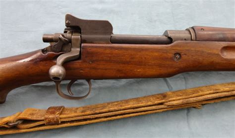 Us Model Of 1917 Eddystone Rifle