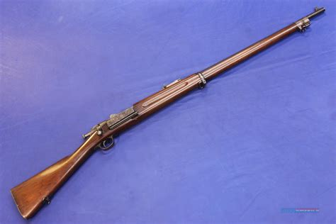 Us Springfield Armory Rifle Model 1898