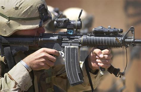 Us Standard Issue Rifle