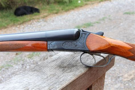 Used 12 Gauge Side By Side Shotgun