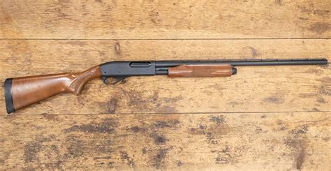Used 20 Gauge Pump Shotgun