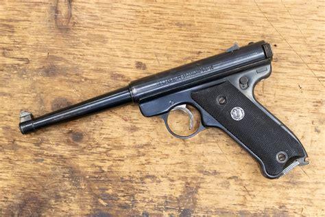 Used 22 Long Rifle Pistol Pa