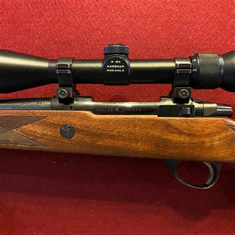 Used 308 Bolt Action Rifle Canada