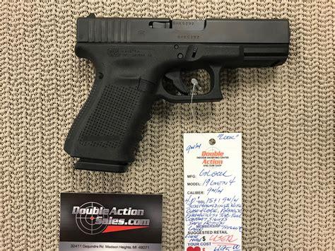 Used Glock 19 Gen 4