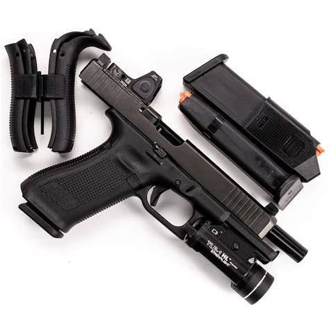 Used Glock 34 Gen 5 Mos For Sale