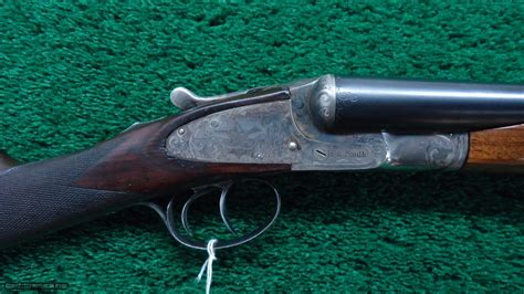 Used L C Smith 12 Ga Double Barrel Shotgun