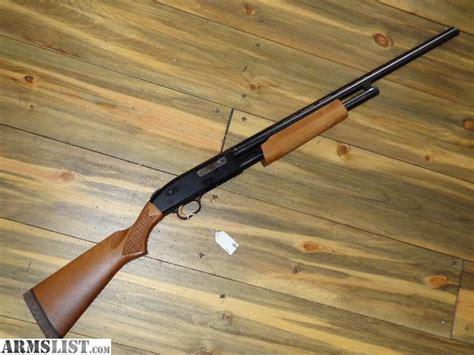 Used Mossberg 20 Gauge Pump Shotgun For Sale