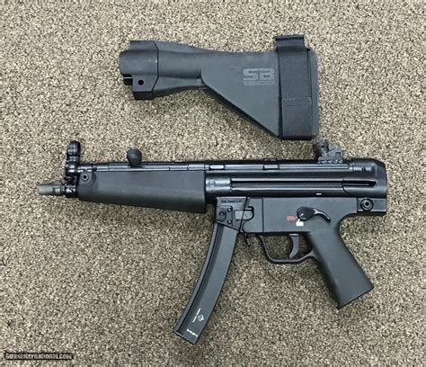 Used Mp5 9mm And  Mp5