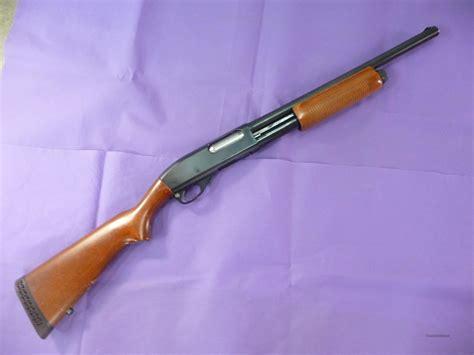 Used Remington 12 Gauge Shotgun For Sale