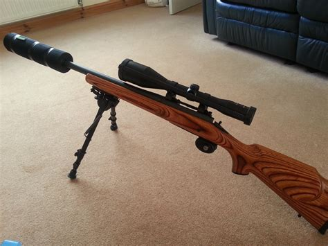 Used Remington 223 Rifle For Sale