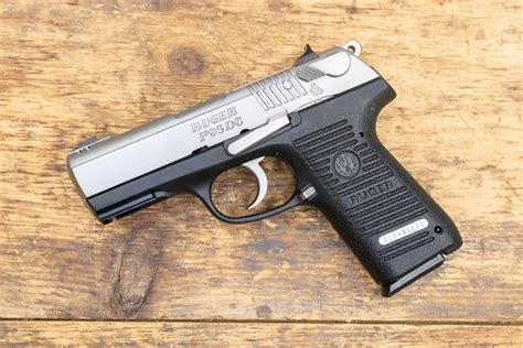 Used Ruger 9mm