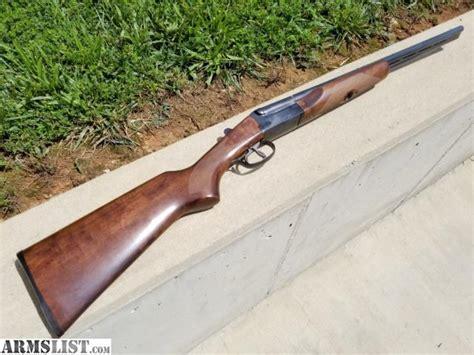 Used Side X Side Shotguns For Sale