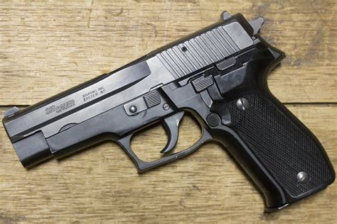 Sig-Sauer Used Sig Sauer P226 9mm.