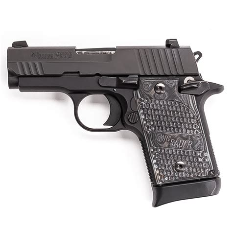 Sig-Sauer Used Sig Sauer P938 For Sale.