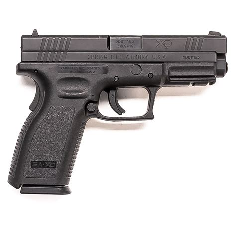 Vortex Used Springfield Armory Xd 9mm For Sale.
