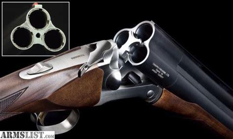 Used Triple Barrel Shotgun For Sale