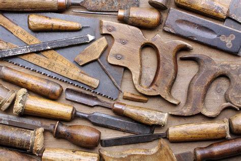 Used Wood Making Tools Image