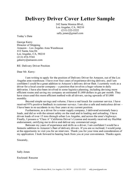 Usps Cover Letter Sample | Professional One Page Resume Psd ...