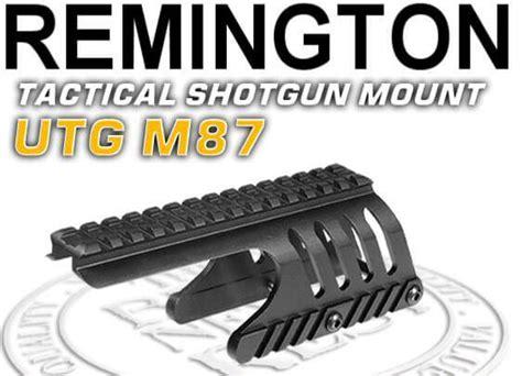 Utg Model 870 Shotgun Tactical Scope Mount