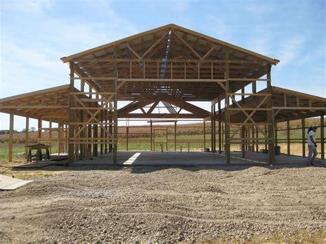 Utility pole barn plans Image