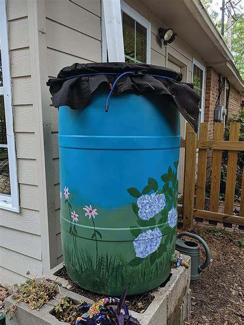 Uw Extension Rain Barrels