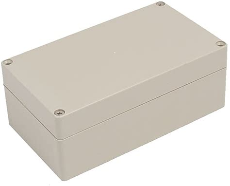 uxcell 290mmx190mmx140mm ABC Dustproof Junction Box Electric Project Enclosure