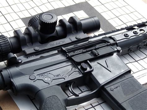 V Seven Weapon Systems Enlightened Ar15 Long Live The