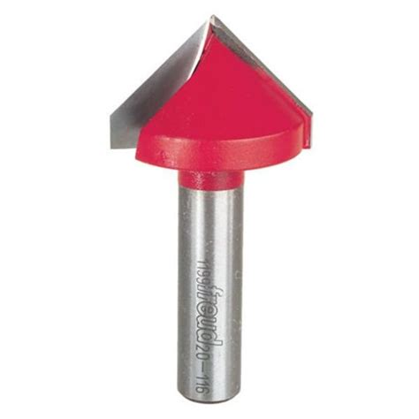 V groove router Image