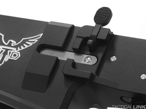 V7 Weapon Systems Titanium Magazine Catch Release