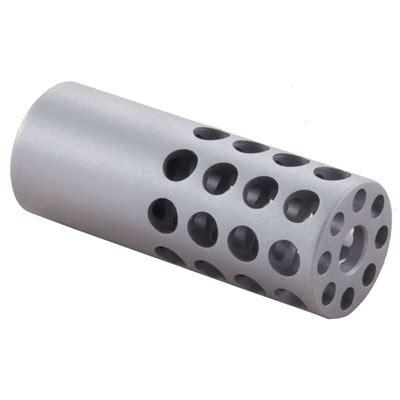 Vais Ar15 Muzzle Brake 22 Caliber Muzzle Brake 22 Caliber 1228 Stainless Steel Silver