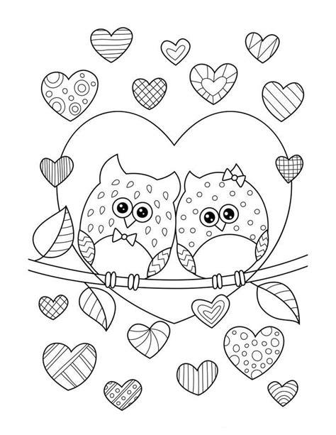 Valentinstag Malvorlagen Zum Ausdrucken Lustig