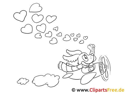 Valentinstag Malvorlagen Zum Ausdrucken Noten