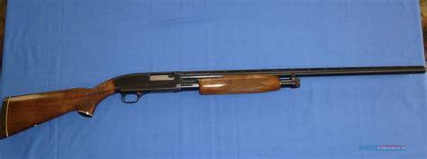 Value Marlin Model 120 Pump Shotgun