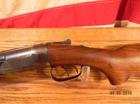 Value Winchster 12 Gauge Shotgun 1938-1939 Model