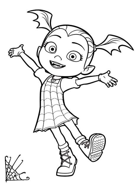 Vampirina Malvorlagen Novel