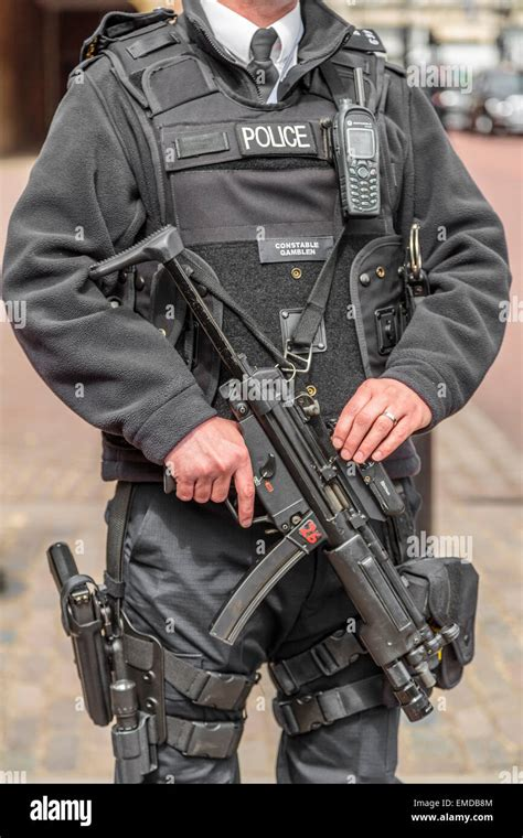 Vancouver Police Weapons Mp5