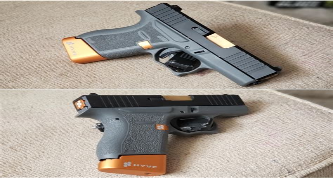 Vanguard 2 For Ss80 Glock 43