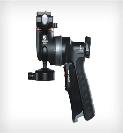 Vanguard Gh300t Pistol Grip Tripod Head With Shutter Release Trigger