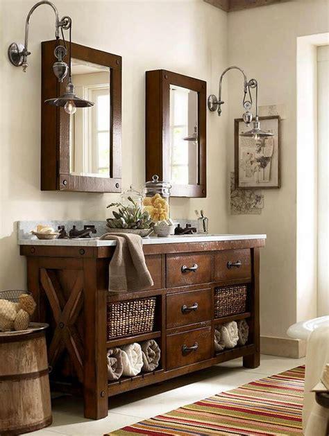 Vanity cabinet design ideas Image