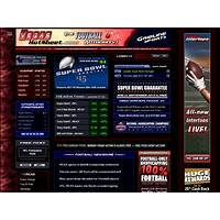 Cheap vegas hotsheet the las vegas football authority