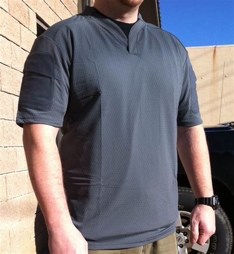 Velocity Systems Boss Rugby Shirt Short Sleeves Boss Rugby Shirt Short Sleeve Black Xxl
